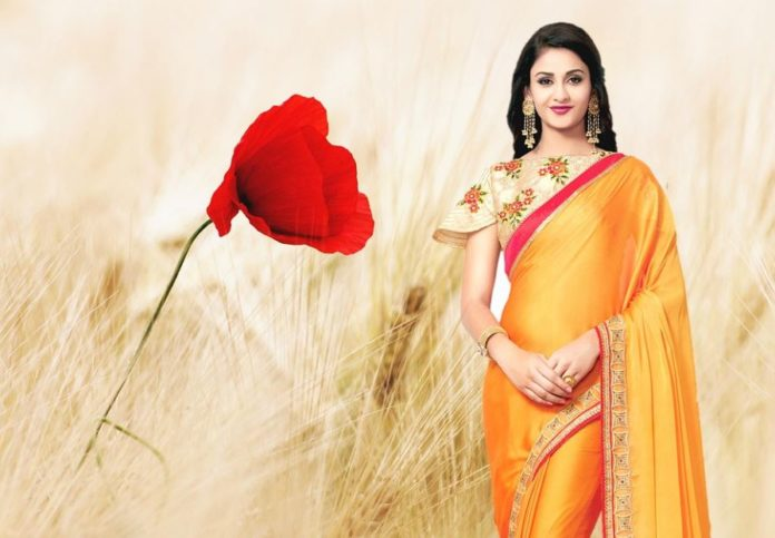 The Reason For The Saree Is Why A Ladies Have A Sexy Outfit